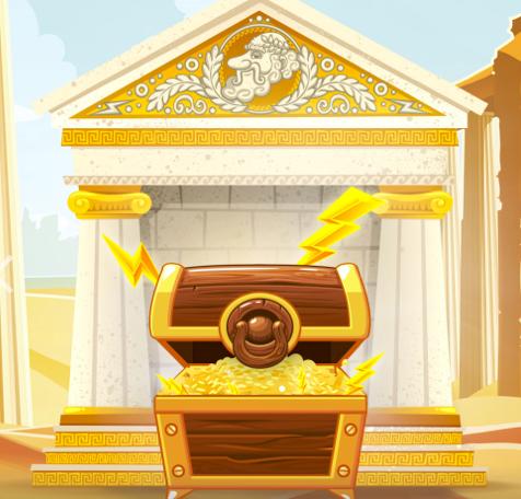 Casino gods step 4 - Get your bonus