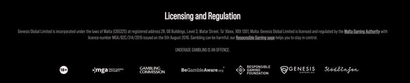 casino masters licenses