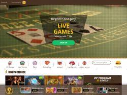 bob-casino-homepage
