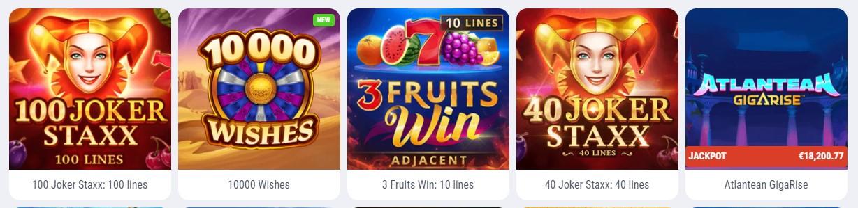 cookie-casino-claim-featured-games