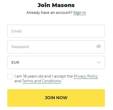 mason-slots-sign-up