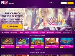 nobonus-casino-homepage