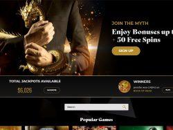 vegasoo-casino-homepage