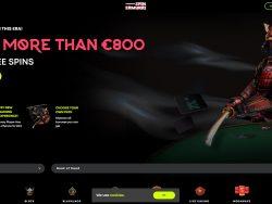 spin-samurai-casino-homepage